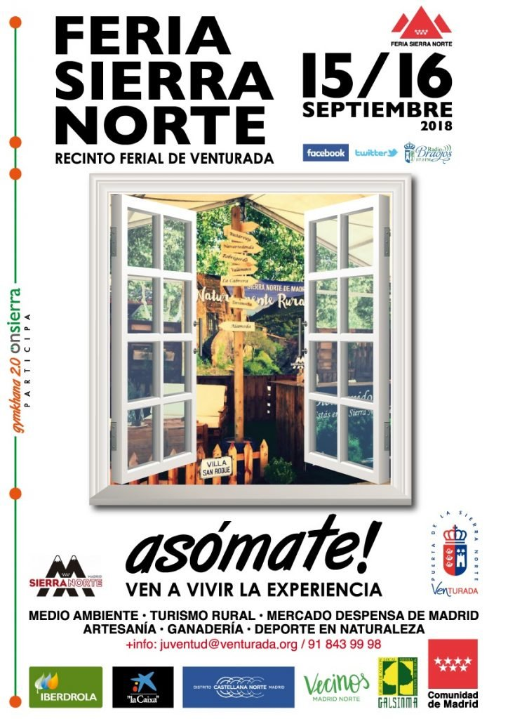 Feria Sierra Norte 2018