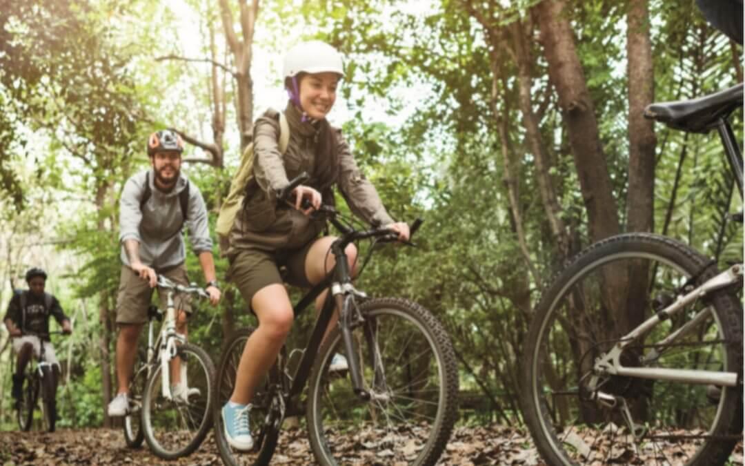 Collado Villalba en Bici