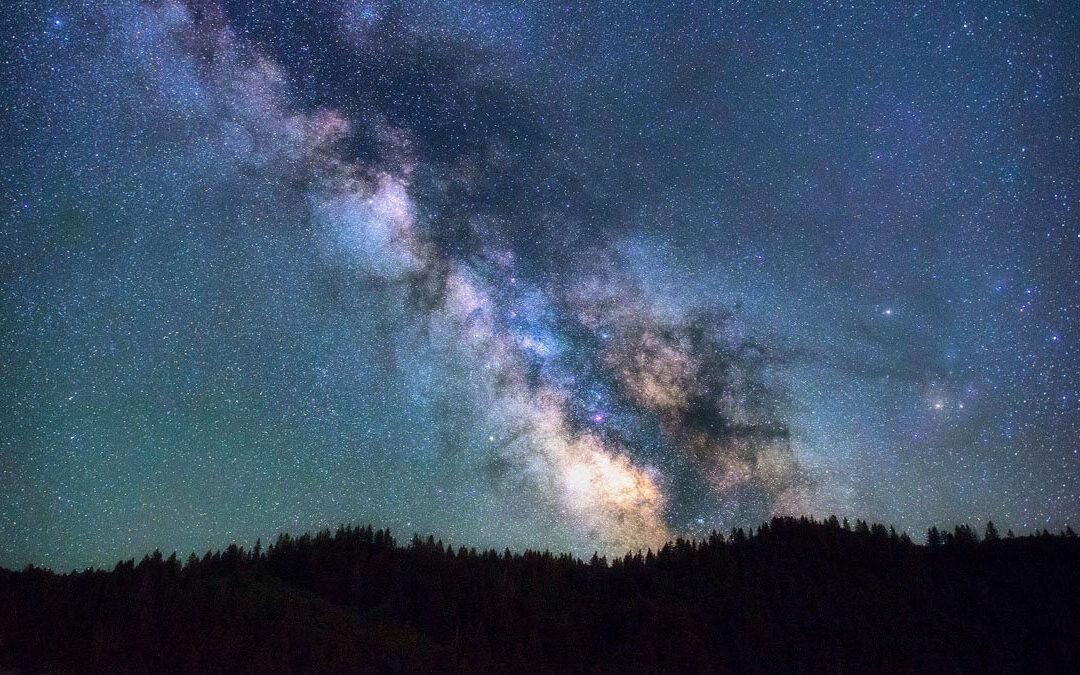 Calendario Astronómico 2021 Via Láctea